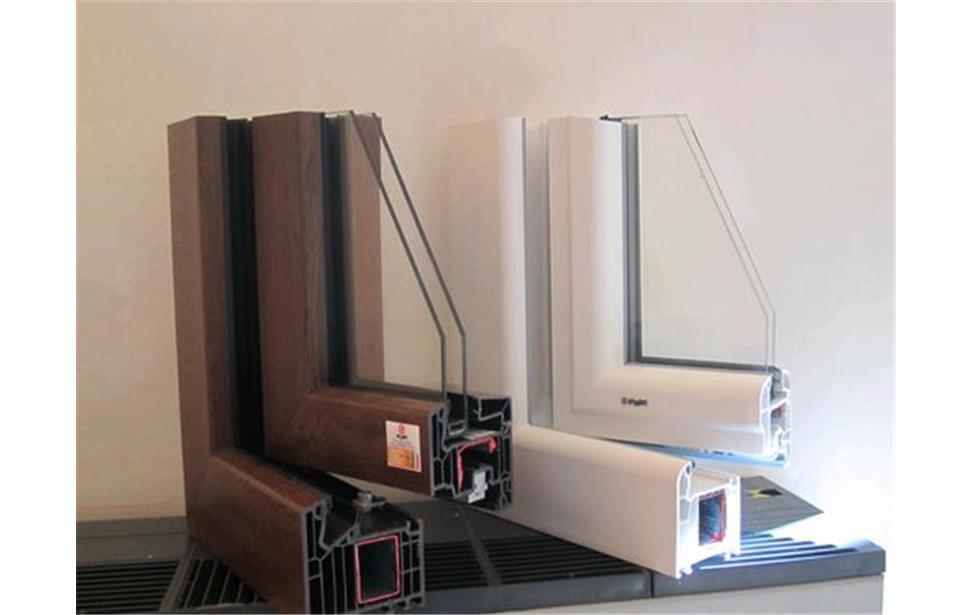 Infissi in PVC: impiegabili e personalizzabili in ogni situazione