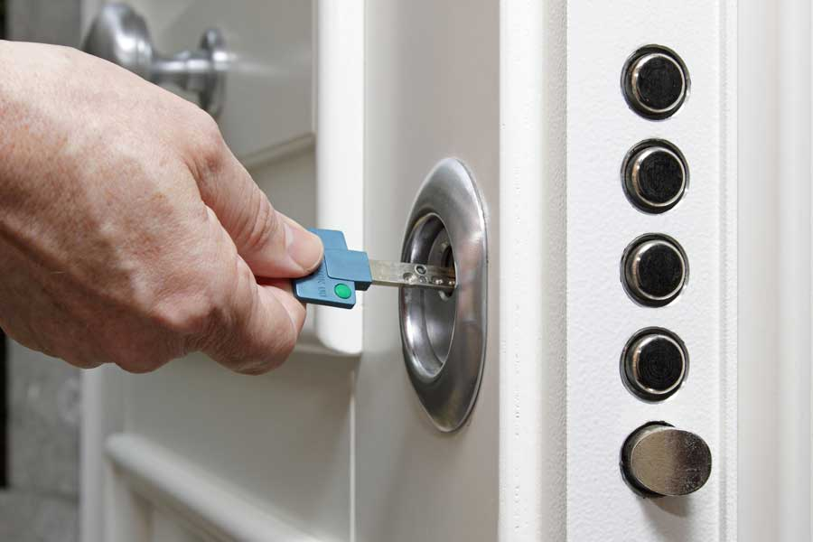 Sicurezza dei serramenti