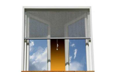 Come pulire vetri e zanzariere?