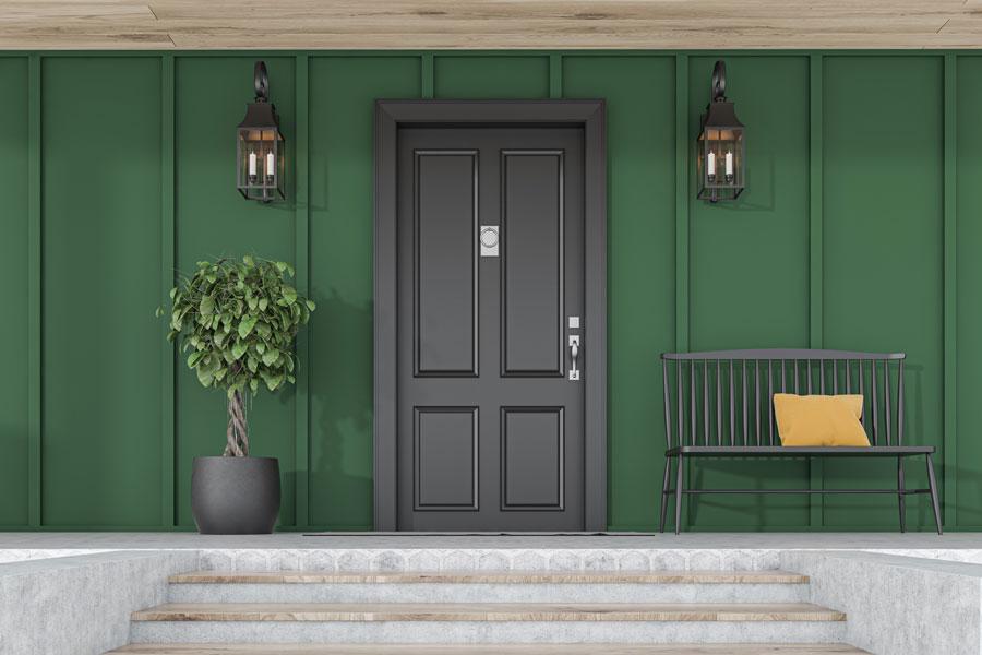 Portoncini di ingresso: come garantire l'isolamento termico
